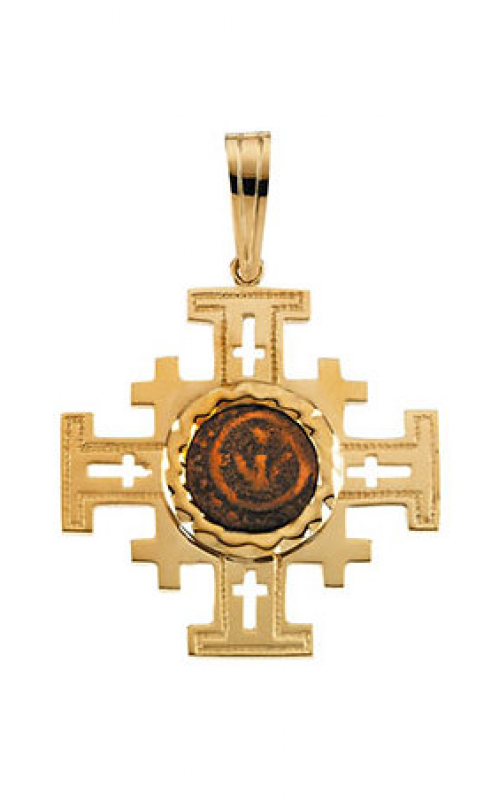 Princess Jewelers Collection Religious and Symbolic Necklace R41552 product image