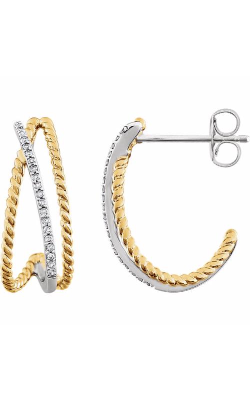 Stuller Diamond Fashion Earrings 651909 product image