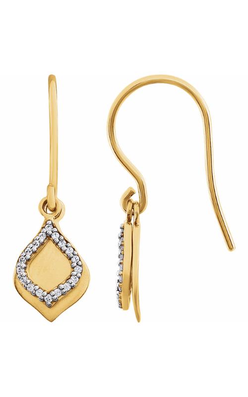 Stuller Diamond Fashion Earrings 651790 product image