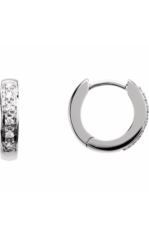 Fashion Jewelry by Mastercraft Diamond Earring 67154 product image