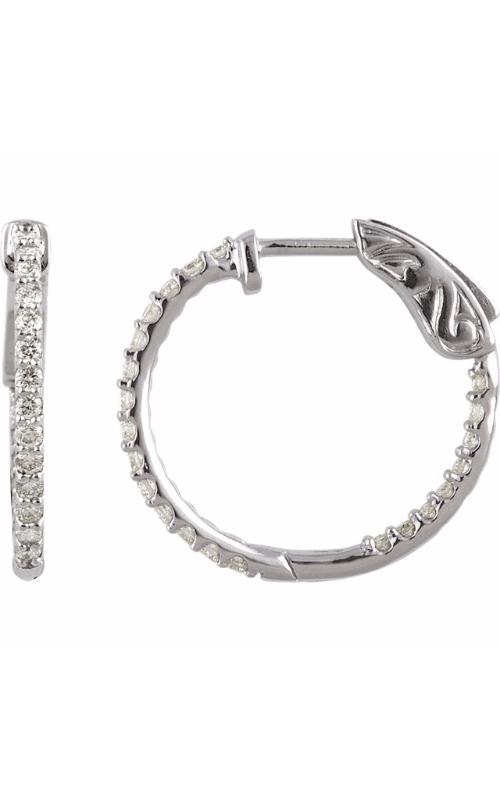 Stuller Diamond Fashion Earrings 650183 product image