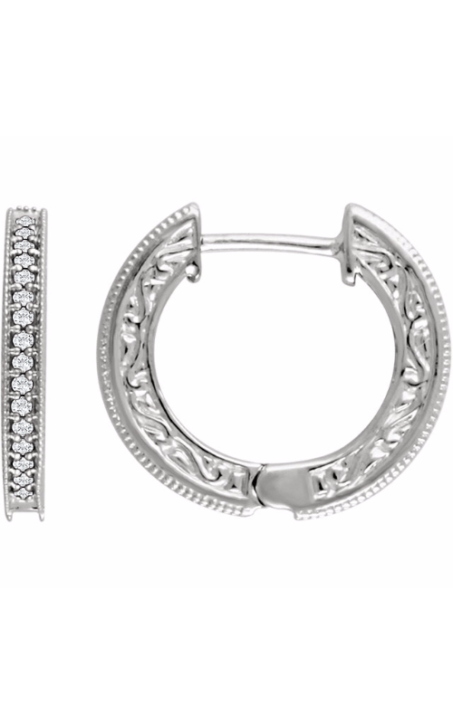 Stuller Diamond Fashion Earrings 651856 product image