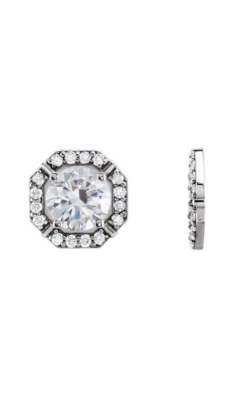 Fashion Jewelry by Mastercraft Diamond Earring 85760 product image