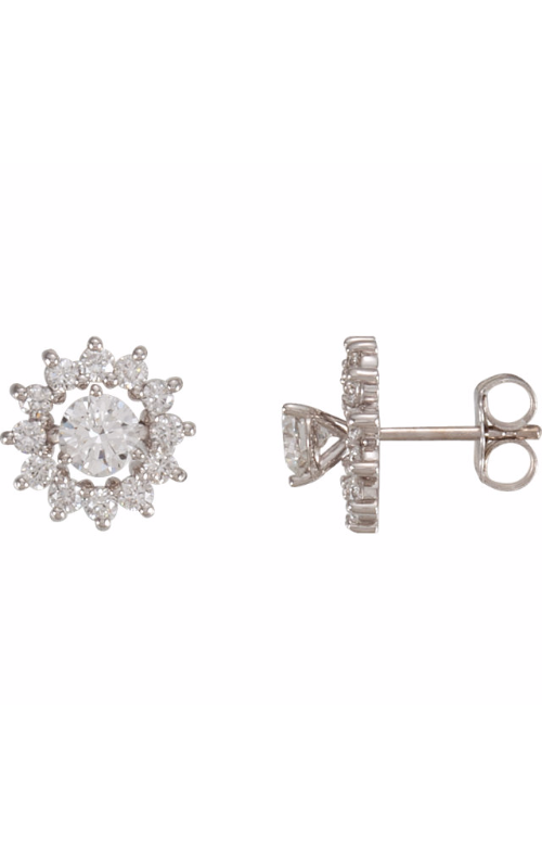 Fashion Jewelry by Mastercraft Diamond Earring 61019 product image