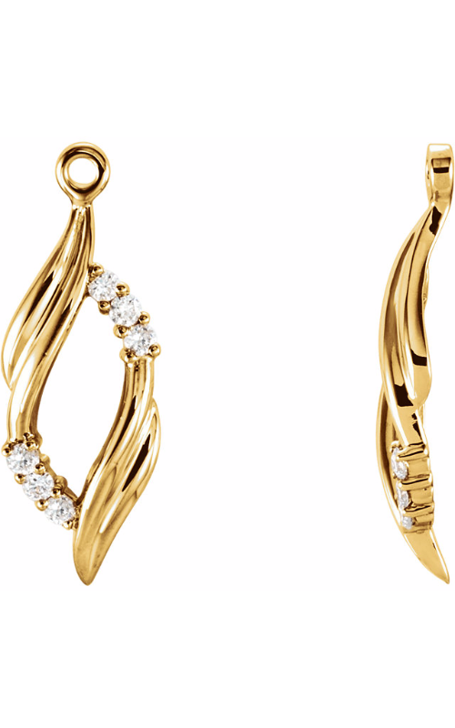 Fashion Jewelry by Mastercraft Diamond Earring 60867 product image