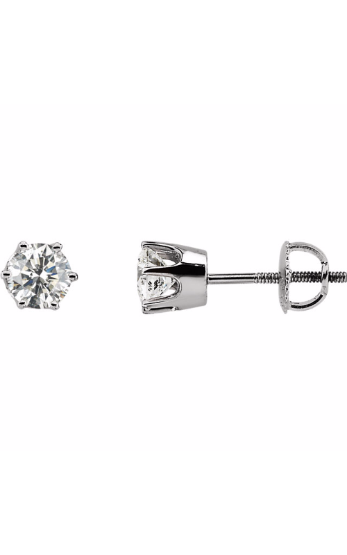 Fashion Jewelry by Mastercraft Diamond Earring 62865 product image