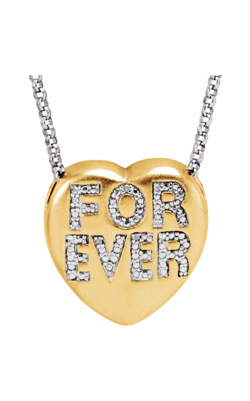 Stuller Youth Necklace 650271 product image