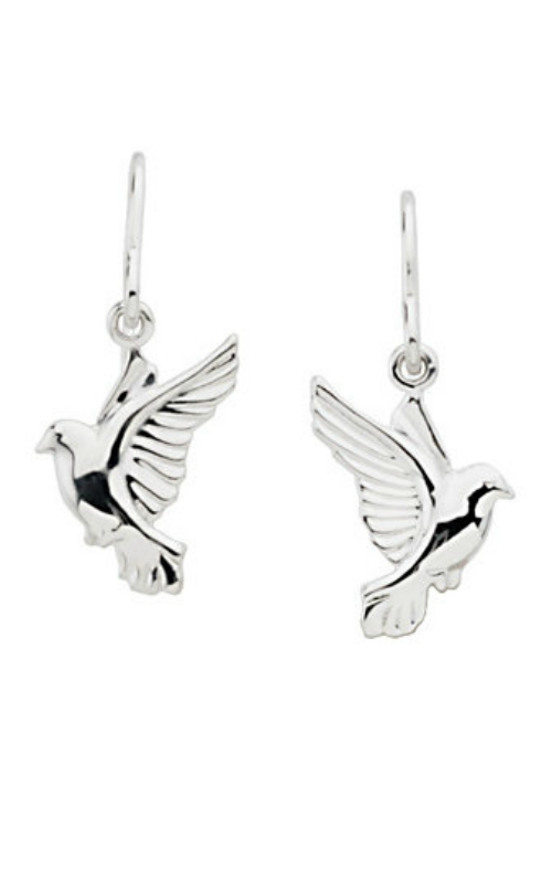 Stuller Religious and Symbolic Earrings R16587 product image