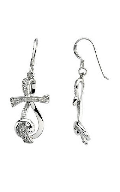 Stuller Religious and Symbolic Earrings R16575 product image