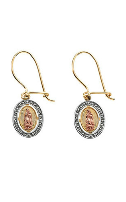 Stuller Religious and Symbolic Earrings R16567 product image