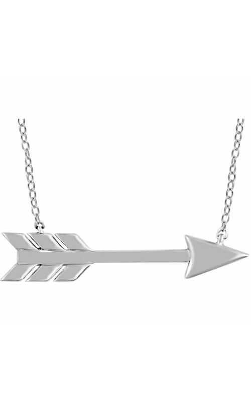 Stuller Metal Fashion Necklace 651829 product image