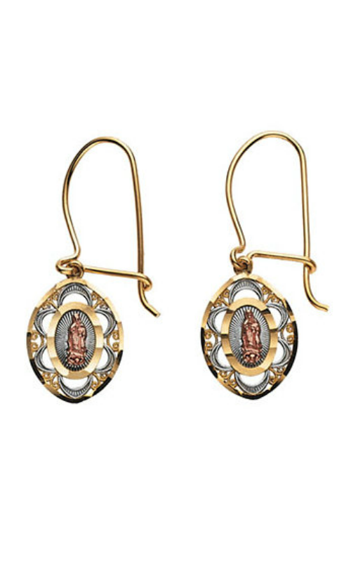 DC Religious and Symbolic Earring R16564 product image