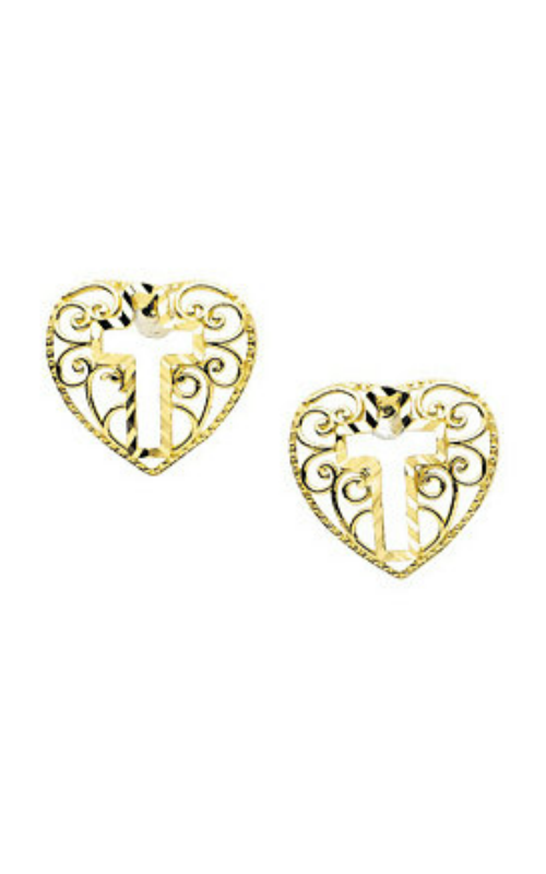 Stuller Religious and Symbolic Earrings R16566 product image