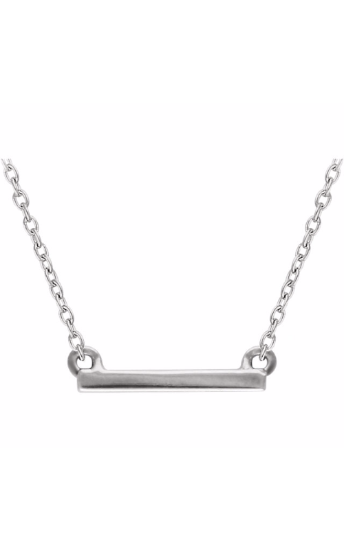 Stuller Metal Fashion Necklace 651950 product image