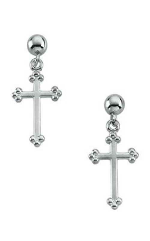 Stuller Religious and Symbolic Earrings R16523 product image