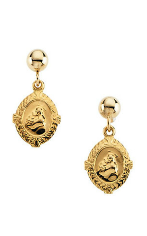 Stuller Religious and Symbolic Earrings R16506 product image