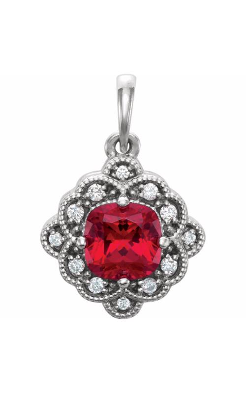 Stuller Gemstone Fashion Necklace 86269 product image