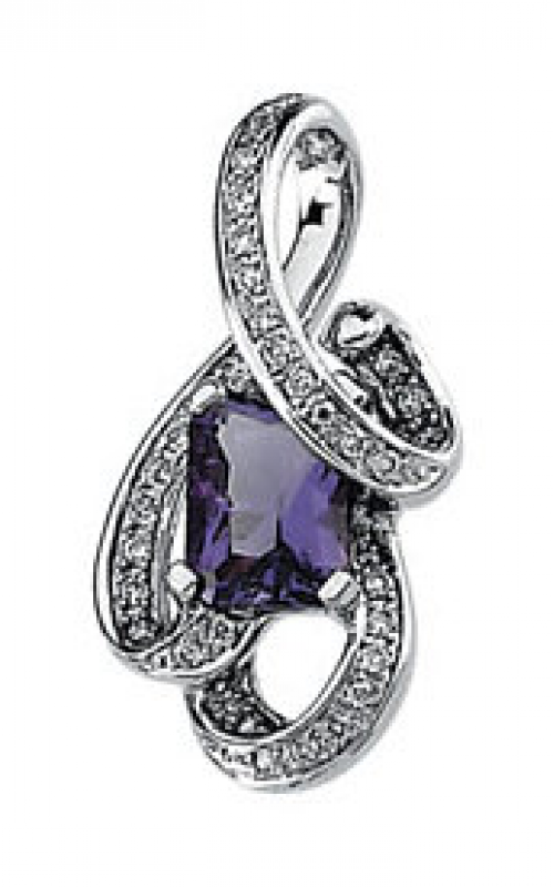 Princess Jewelers Collection Gemstone Necklace 65549 product image