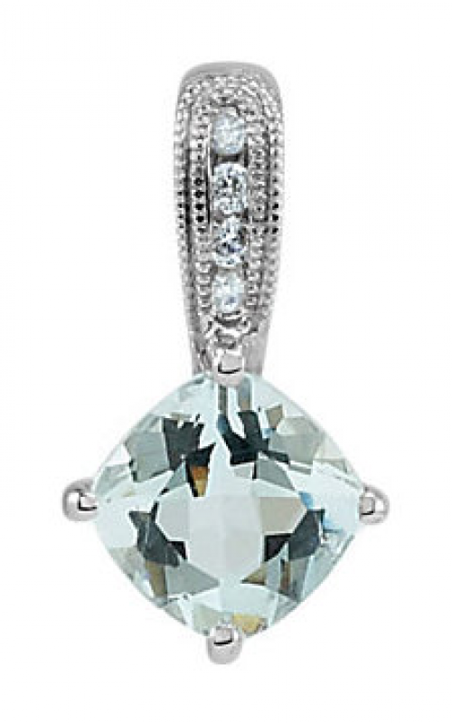 Princess Jewelers Collection Gemstone Necklace 69648 product image