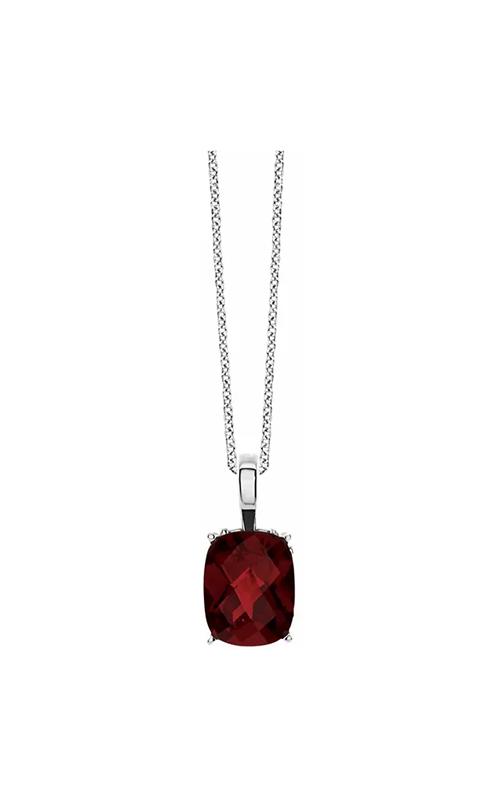 Fashion Jewelry by Mastercraft Gemstone Necklace 67700 product image