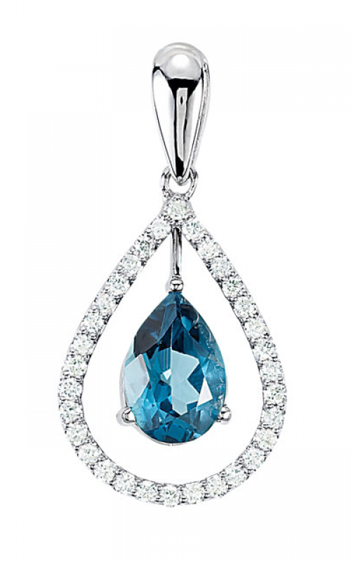 Princess Jewelers Collection Gemstone Necklace 67178 product image