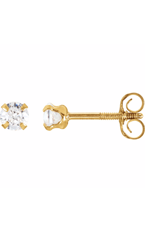 Princess Jewelers Collection Youth Earring 19116 product image