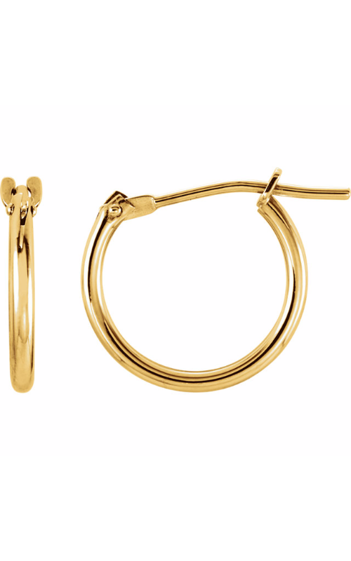 Stuller Youth Earring 19100 product image