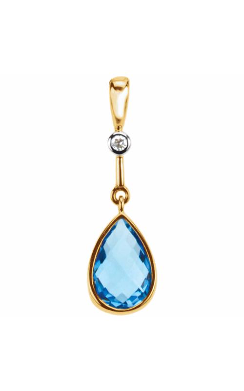 Stuller Gemstone Fashion Necklace 67307 product image