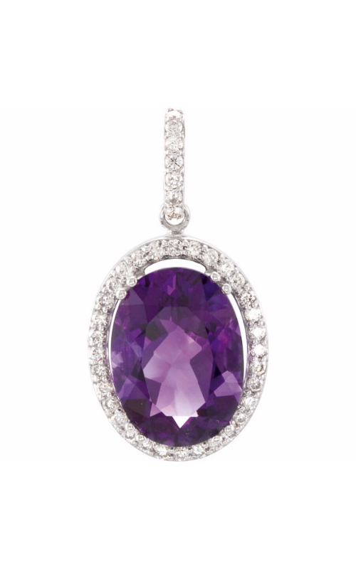 Princess Jewelers Collection Gemstone Necklace 69244 product image