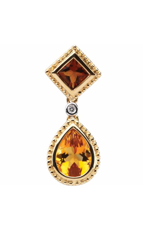 Stuller Gemstone Fashion Necklace 66244 product image
