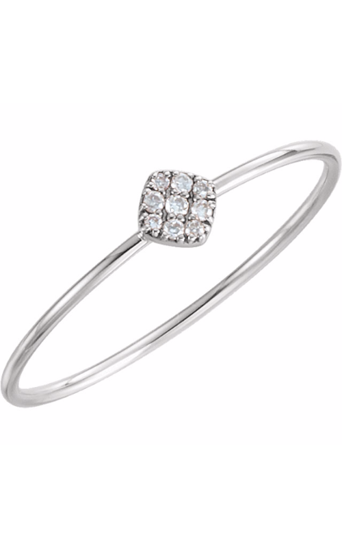 Sharif Essentials Collection Diamond Fashion ring 651923 product image
