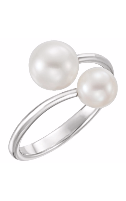 Fashion Jewelry by Mastercraft Pearl Fashion ring 6488 product image