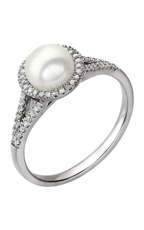 Stuller Pearl Fashion Fashion ring 651300 product image
