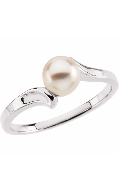 Fashion Jewelry by Mastercraft Pearl Fashion ring 60621 product image