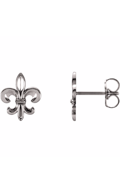 Stuller Metal Fashion Earring 86109 product image