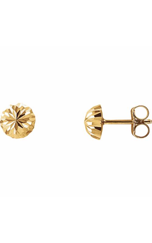 Stuller Metal Fashion Earrings 67845 product image