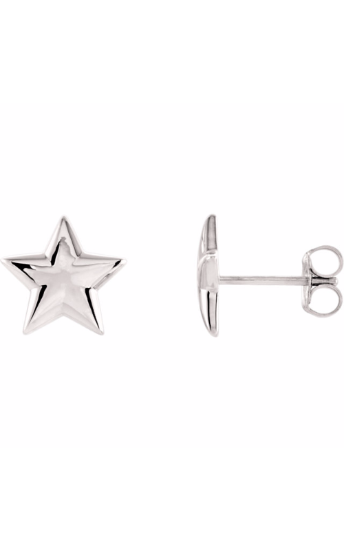 Stuller Metal Fashion Earring 85884 product image