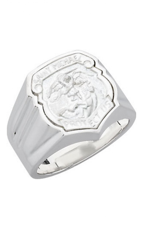 DC Religious and Symbolic Fashion ring R43053 product image