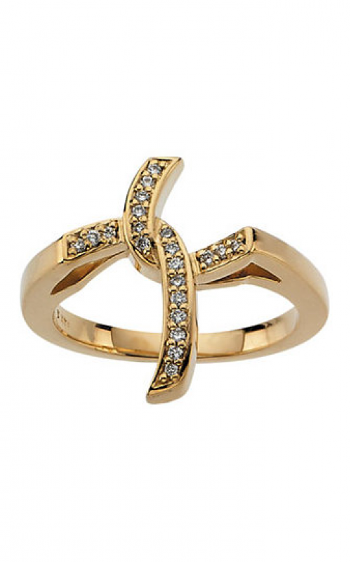 DC Religious and Symbolic Fashion ring R43006D product image