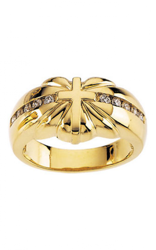 DC Religious and Symbolic Fashion ring R7049D product image