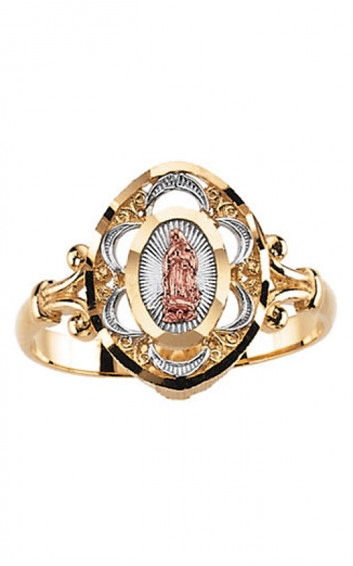 Fashion Jewelry by Mastercraft Religious and Symbolic Fashion ring R16694 product image