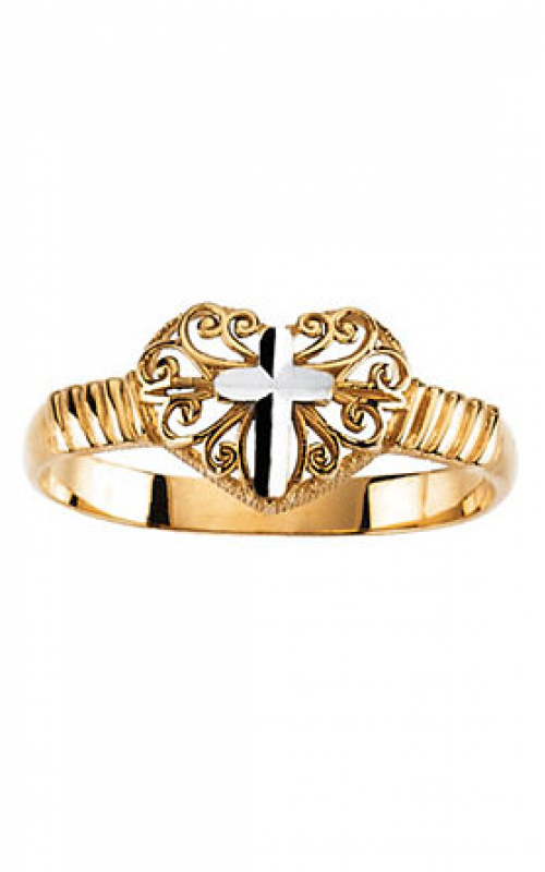 Stuller Religious and Symbolic Fashion ring R43003 product image