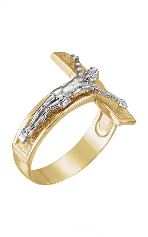 Fashion Jewelry by Mastercraft Religious and Symbolic Fashion ring R16698 product image