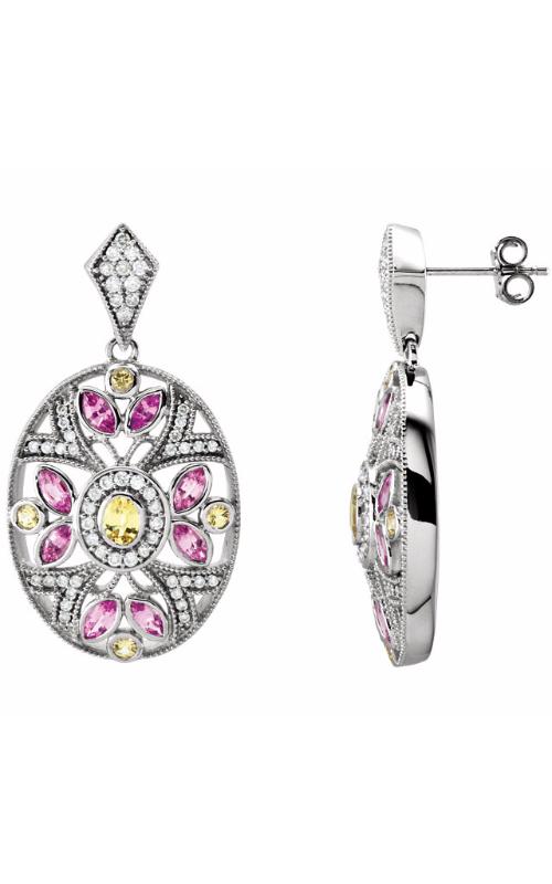 Stuller Gemstone Fashion Earrings 651329 product image