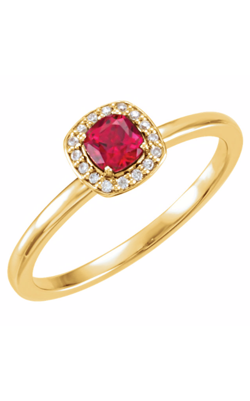 Princess Jewelers Collection Gemstone Fashion ring 122746 product image