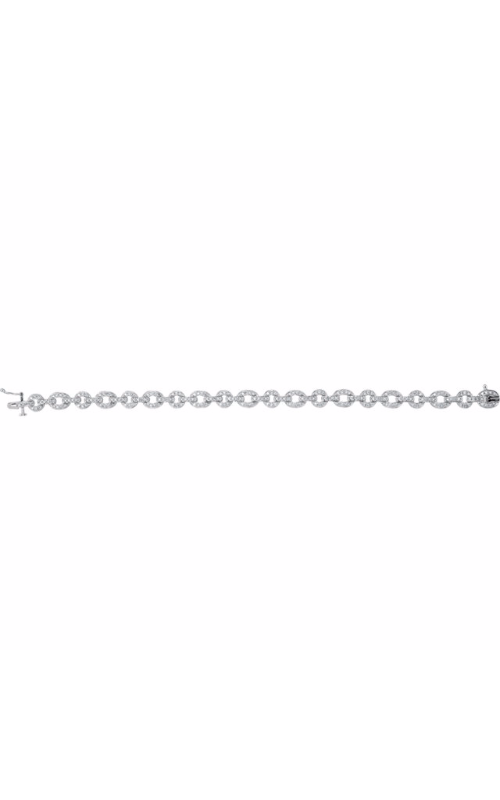 Princess Jewelers Collection Diamond Bracelet 63555 product image