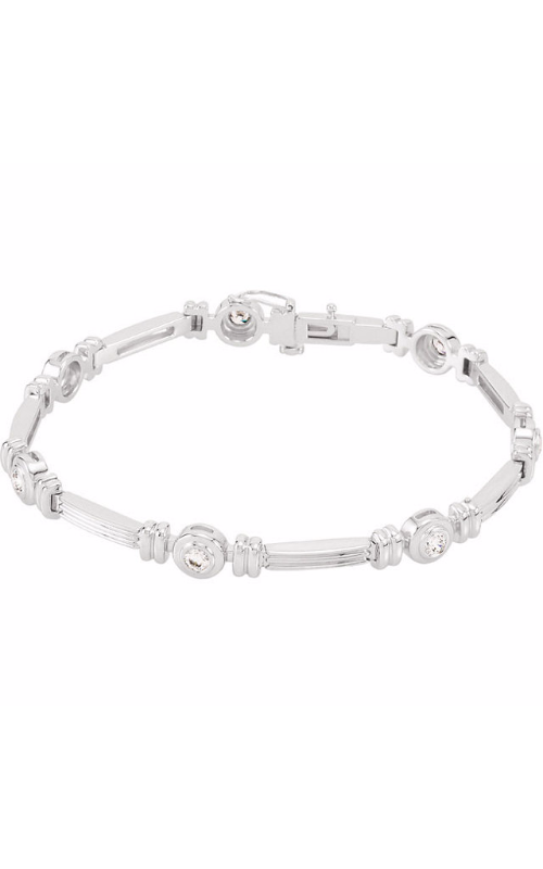 Princess Jewelers Collection Diamond Bracelet BRC651 product image