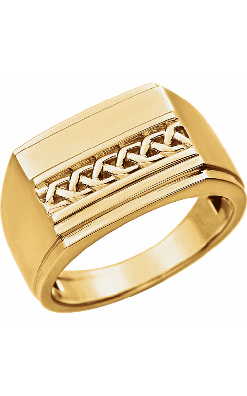 Sharif Essentials Collection Metal Fashion ring 51423 product image