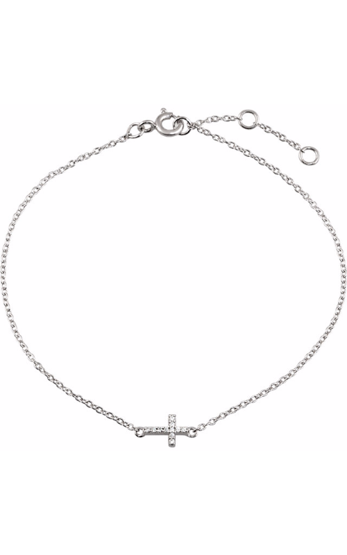 Stuller Religious and Symbolic Bracelet 69849 product image
