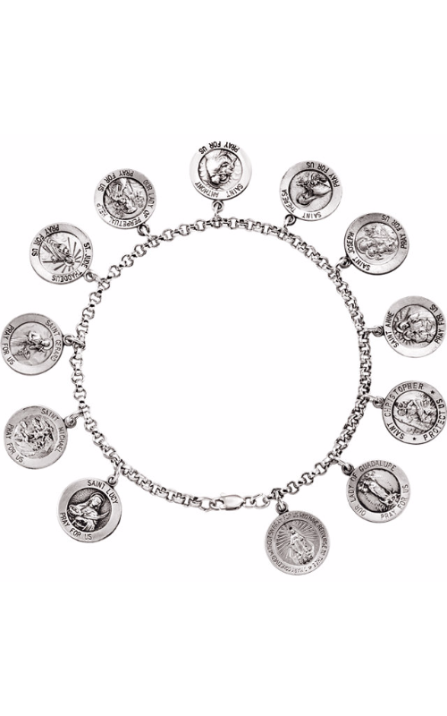Princess Jewelers Collection Religious and Symbolic Bracelet R41962 product image